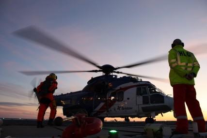 Bilde av helikopter