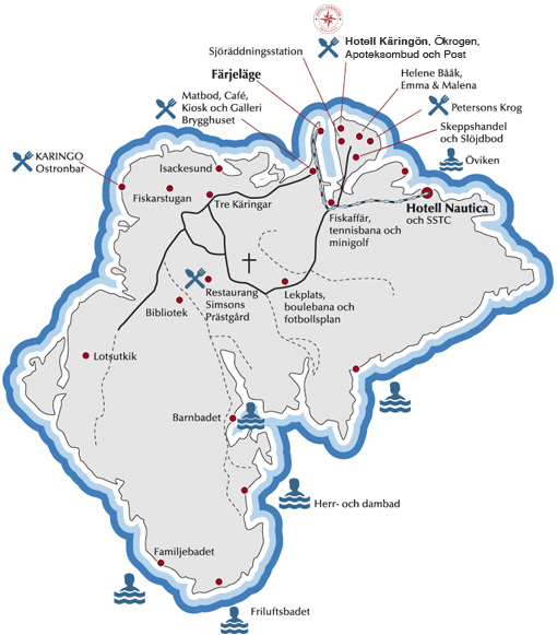 käringön karta Fast Track Käringön | ITC Boreskolen käringön karta